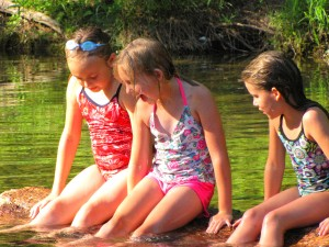 Blanchard Springs Campground Sylamore creek