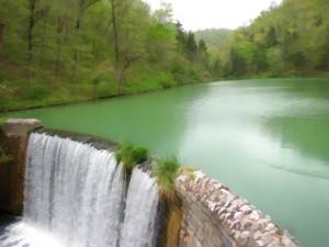 Mirror Lake Dam
