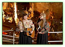 Caroling in the Caverns